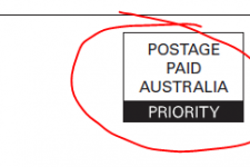 Australia Post Pricing Changes for Business Letters