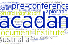 The Document Institute's Partner acadami to Host Xplor Pre-conference Program
